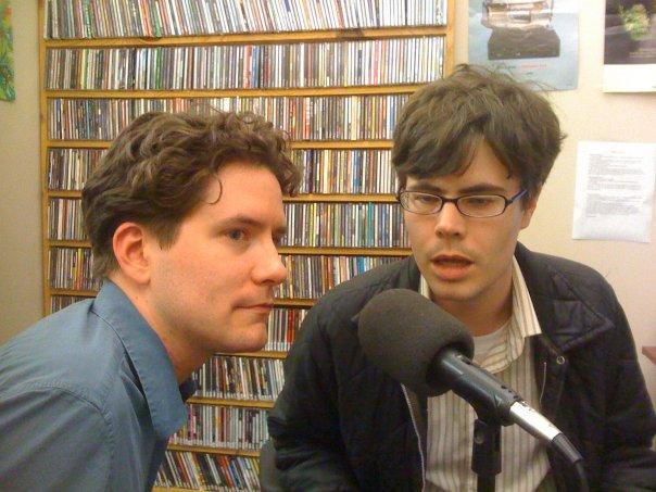 Robe Flax and Sam Houser